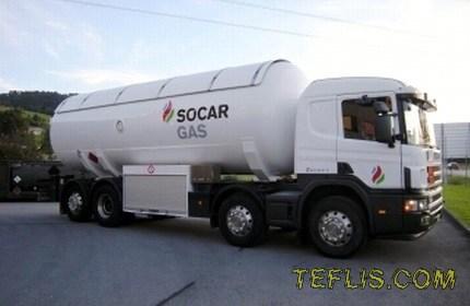 اعلام آمادگی جمهوری آذربایجان برای افزایش حجم گاز صادراتی به گرجستان