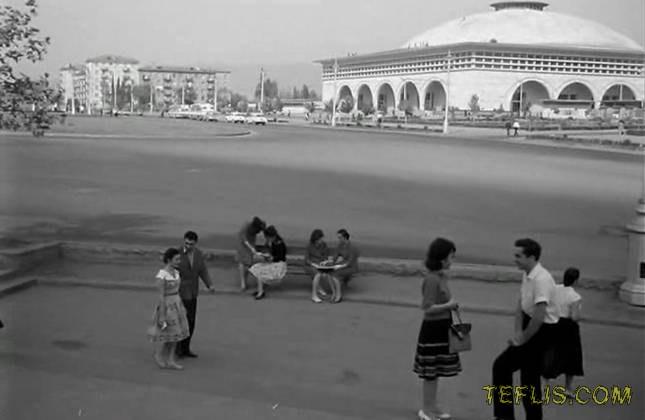 کاخ ورزش تفلیس، 1962 میلادی