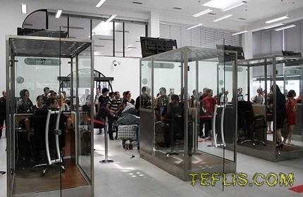 جلوگیری پلیس مرزی گرجستان از ورود 479 تبعه خارجی طی 10 روز گذشته