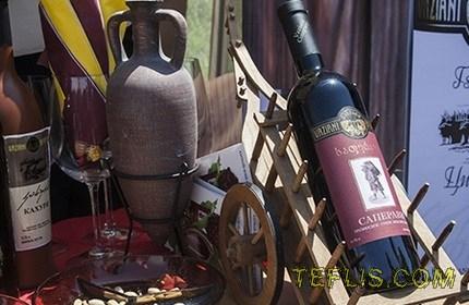 درآمد 115.6 میلیون دلاری گرجستان از صادرات شراب