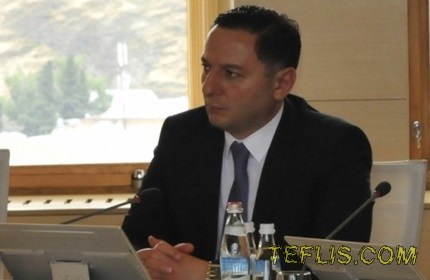 واختانگ گومِلائوری، رئیس سازمان اطلاعات و امنیت گرجستان