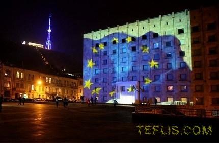 گزارش مثبت کمیسیون اروپا در رابطه با لغو ویزای سفر برای شهروندان گرجستان