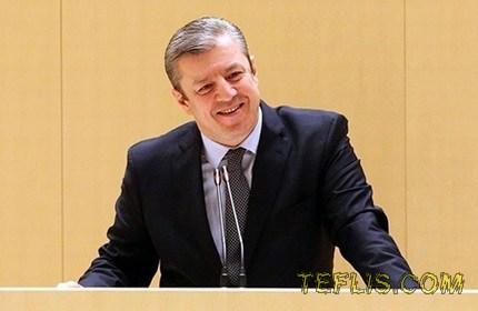 رای اعتماد پارلمان گرجستان به نخست وزیر جدید