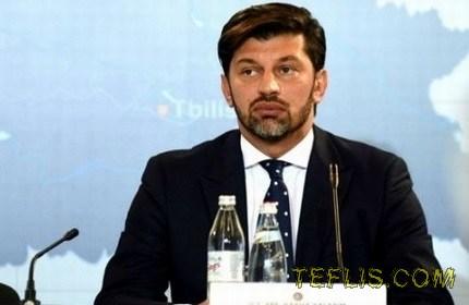 گرجستان باید از ظرفیت های ایران حداکثر استفاده را داشته باشد