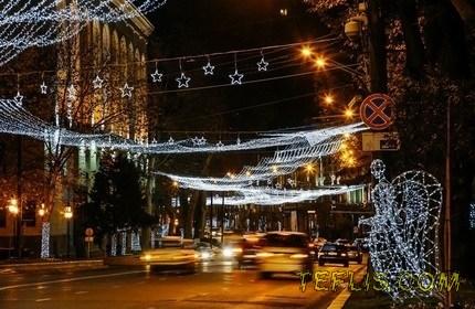 استقبال گرجستان از سال نو