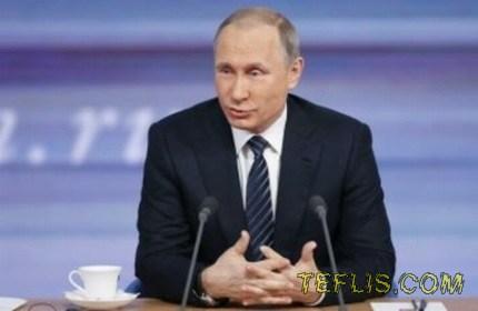ولادمیر پوتین، رییس جمهور روسیه