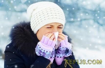 خطر ابتلا به آنفلوآنزا در گرجستان