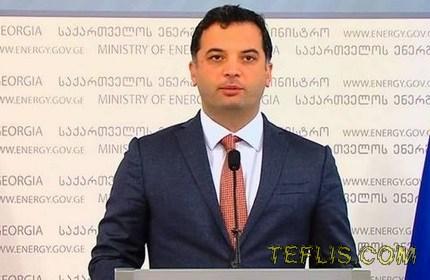 واردات گاز از ایران، برای گرجستان در برابر روسیه تعهدات مالی ایجاد می کند