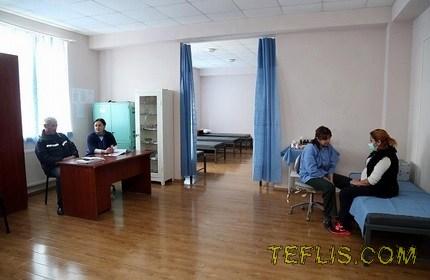افتتاح اولین مرکز دائم نگهداری از افراد بی خانمان در تفلیس