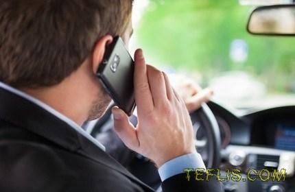 جرایم جدید تخلفات رانندگی در گرجستان