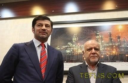 احتمال صادرات گاز ایران به گرجستان به صورت سوآپ