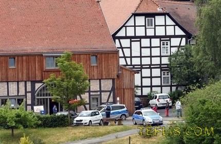 سرقت تبهکاران گرجی از زوج مسن آلمانی