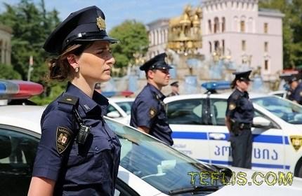 بالا رفتن سطح کنترل های امنیتی در گرجستان