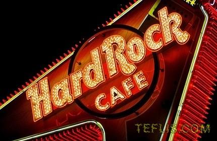 کافه رستوران هارد راک در تفلیس و باتومی