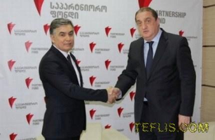 ابراز تمایل دولت خودمختار کردستان عراق برای سرمایه گذاری در گرجستان