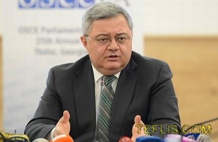دلایل عدم موافقت اتحادیه اروپا با لغو ویزای سفر شهروندان گرجستان