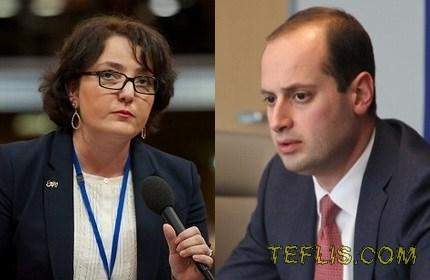 گفتگوی تلفنی وزرای دفاع و امور خارجه گرجستان با همتایان آذری و ارمنی در رابطه با درگیری های تازه قره باغ