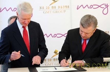انتخاب گرجستان برای ساخت اولین هتل ' موکسی ' در شرق اروپا