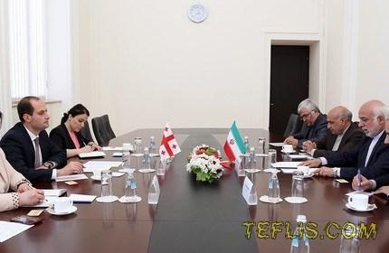 دعوت از نخست وزیر گرجستان برای سفر به ایران
