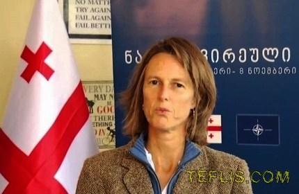 واکنش سفیر انگلستان در گرجستان به بیانیه وزارت امور خارجه روسیه