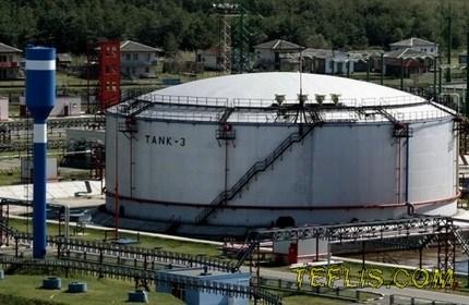 توسعه ترمینال نفتی کولِوی در گرجستان