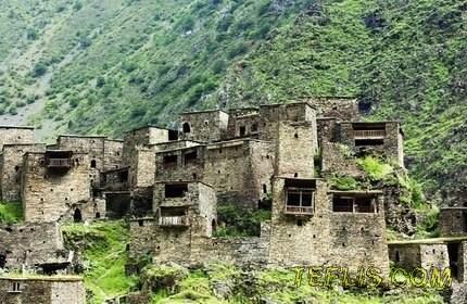 افزایش تعداد روستاهای خالی از سکنه در گرجستان