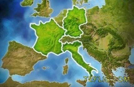 آلمان، فرانسه و ایتالیا مانع لغو ویزای سفر شهروندان گرجستان به اتحادیه اروپا