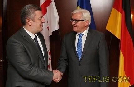 2017، سال دوستی گرجستان و آلمان