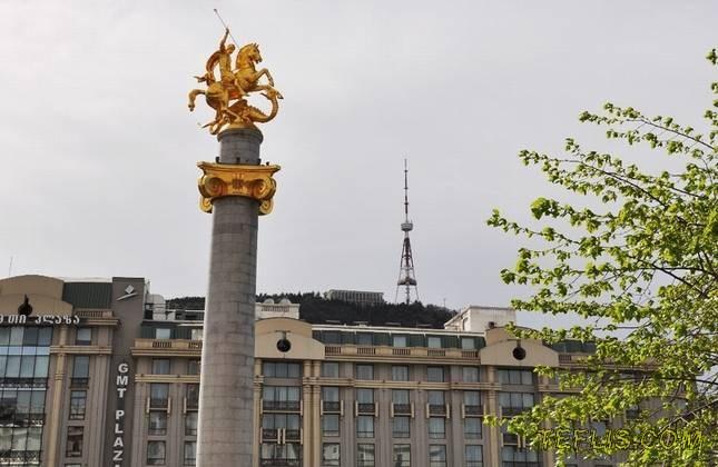 میدان آزادی، لنین سابق