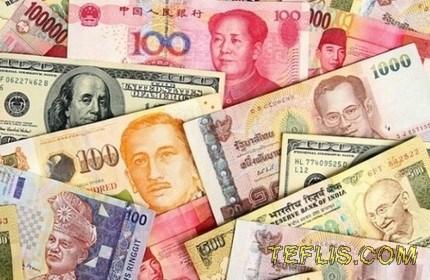 کاهش مقدار حواله های پولی ارسالی به گرجستان