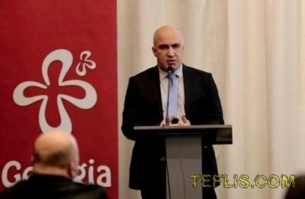 گیورگی چوگوادزه، رییس اداره ملی گردشگری گرجستان