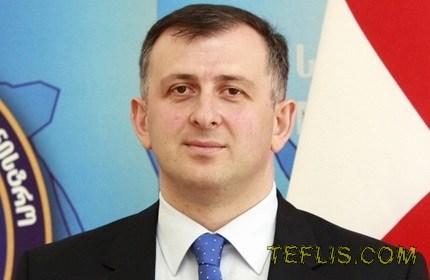 انتصاب رییس جدید دولت محلی منطقه خود مختار آجارا در گرجستان