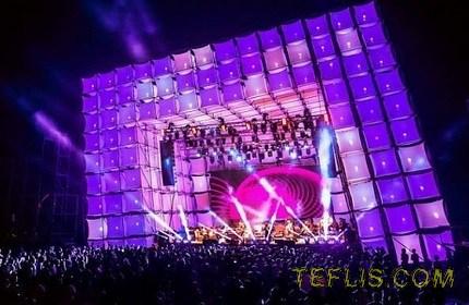 فستیوال موسیقی الکترونیک گرجستان