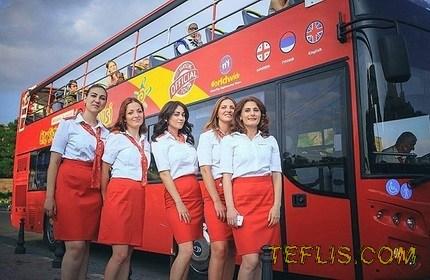 رشد روزافزون صنعت گردشگری در گرجستان