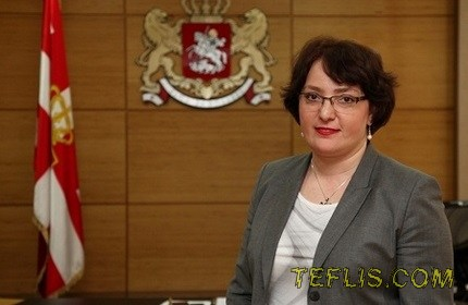 استعفای وزیر دفاع گرجستان